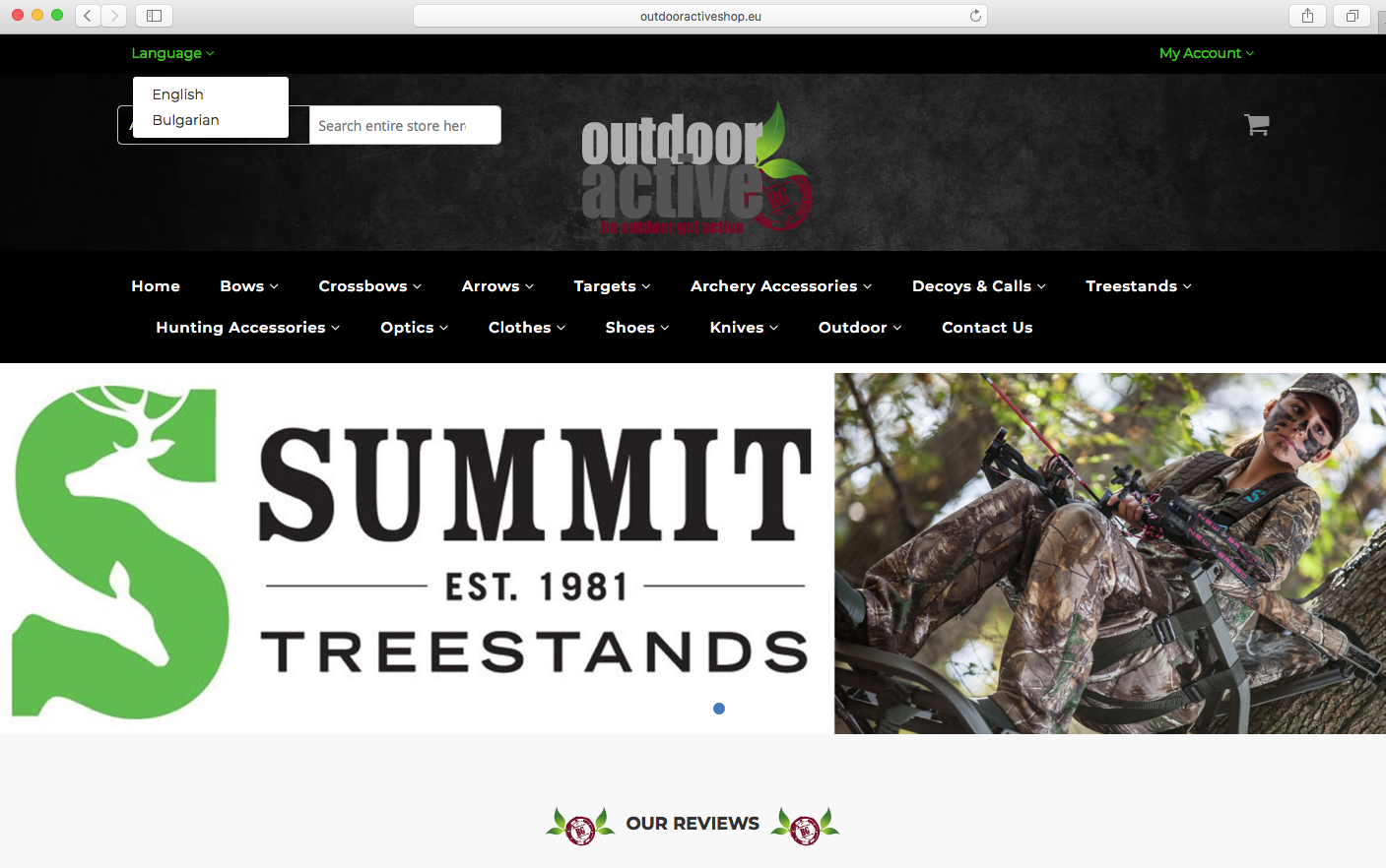 Outdooractiveshop.eu